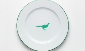 Diner plate Hunt (26cm)
