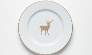 Dessert plate Hunt (21cm)