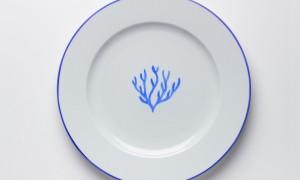 Diner plate Coral (26cm)