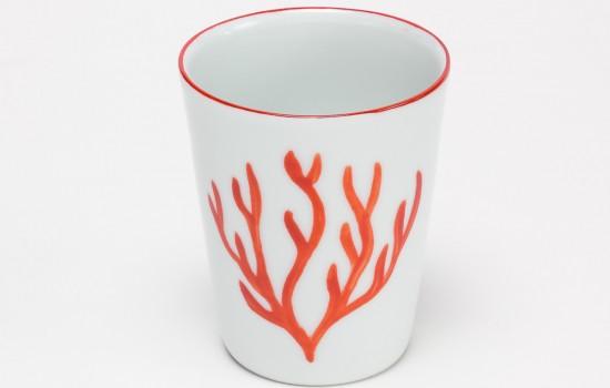 Corail Gobelet Orange - Orange Coral Tumbler