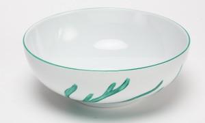 Salad bowl Coral (23x10cm)