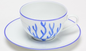 Tea cup Coral