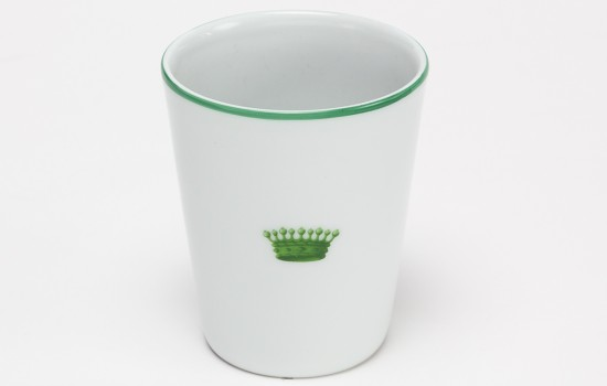 Couronnes Gobelet Vert - Green Crown Tumbler