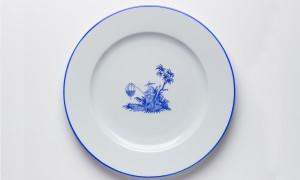 Diner plate Shanghai (26cm)