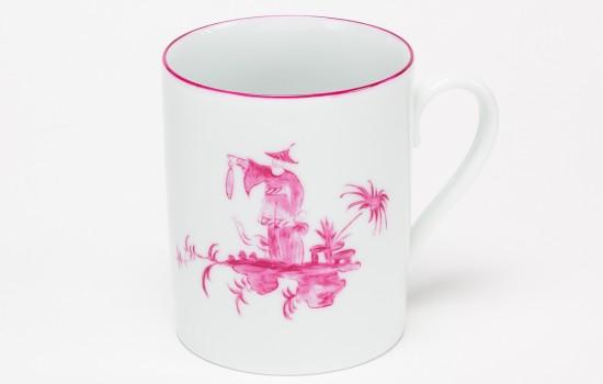 Shanghai Mug Rose - Pink Shanghai Mug