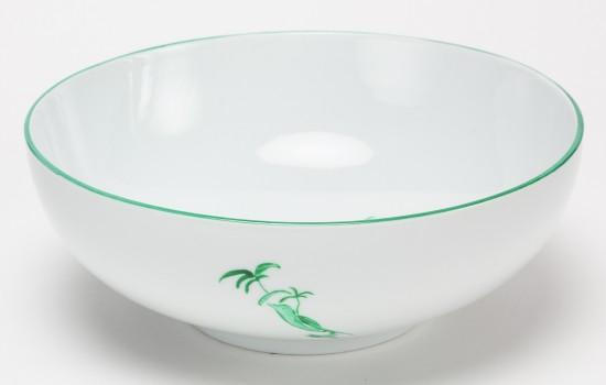Shanghai Saladier Vert - Green Shanghai Salad Bowl