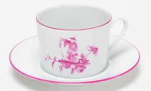 Tasse à thé Shanghai