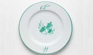 Diner plate Turtles (26cm)