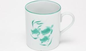 Mug Tortues