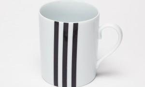 Mug Turquoise & Noir