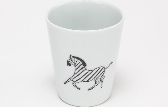 Zèbre Gobelet - Zebra Tumbler