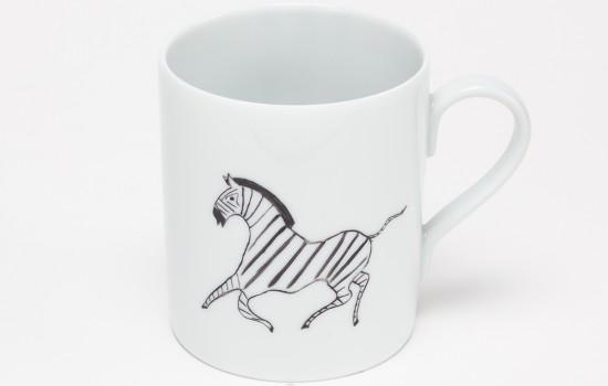 Zèbre Mug - Zebra Tumbler